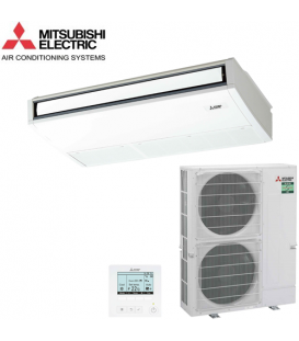 Aer Conditionat de TAVAN MITSUBISHI ELECTRIC PLA-ZM100EA / PUZ-ZM100YKA R32 380V Power Inverter 36000 BTU/h