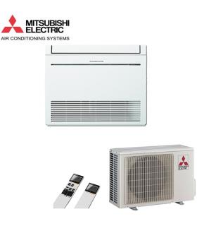 Aer Conditionat de PARDOSEALA MITSUBISHI ELECTRIC MFZ-KJ35VE / MUFZ-KJ35VE 220V Standard Inverter 12000 BTU/h