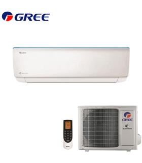 Aer Conditionat GREE Bora A4 GWH09AAB-K6DNA4A / GWH09AAB-K6DNA3A Silver Wi-Fi Kit de instalare inclus R32 Inverter 9000 BTU/h