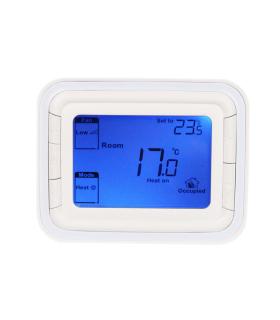 Termostat T-SHOV TF-502/4 pentru Ventiloconvector 4 tevi