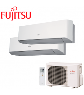 Aer Conditionat MULTISPLIT FUJITSU AOYG18LAC2 / 2x ASYG09LMCE Dublu Split Inverter