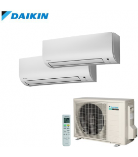 Aer Conditionat MULTISPLIT DAIKIN 2x FTXP25L Inverter 2x9k BTU/h