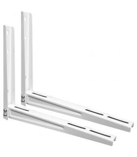 Console albe vopsite in camp electrostatic 450x550 mm