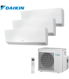 Aer Conditionat MULTISPLIT DAIKIN Perfera Bluevolution 3MXM68N / 2x FTXM25R + FTXM35R R32 Triplu Split Inverter