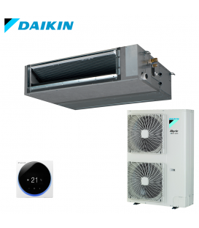 Aer Conditionat DUCT DAIKIN Sky Air Alpha FBA125A / RZAG125NY1 380V Inverter 48000 BTU/h