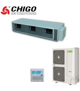 Aer Conditionat DUCT CHIGO CTH-48HR1 On-Off 48000 BTU/h
