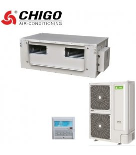 Aer Conditionat DUCT CHIGO CTH-60HR1 On-Off 60000 BTU/h