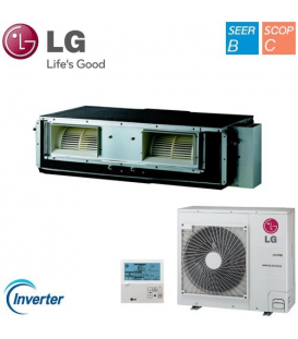 Aer Conditionat DUCT LG CB24 Inverter 24000 BTU/h