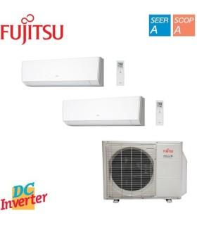 Aer Conditionat MULTISPLIT FUJITSU 2x ASYG09LMCA Dublu Split Inverter