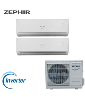 Aer Conditionat MULTISPLIT ZEPHIR S-09SCO4 + S-12SCO4 Inverter 9k+12k BTU/h