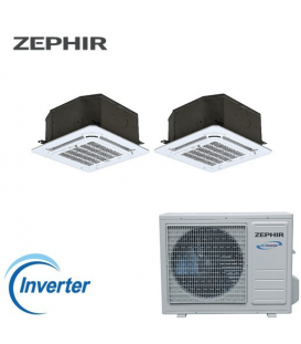 Aer Conditionat MULTISPLIT Caseta ZEPHIR 2x C-09 Inverter 2x9k BTU/h