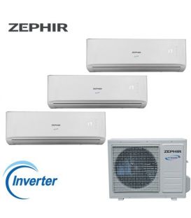Aer Conditionat MULTISPLIT ZEPHIR 3x S-09SCO4 Inverter 3x9k BTU/h