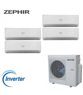 Aer Conditionat MULTISPLIT ZEPHIR 4x S-09SCO4 Inverter 4x9k BTU/h