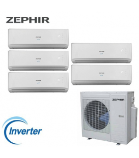 Aer Conditionat MULTISPLIT ZEPHIR 5x S-09SCO4 Inverter 5x9k BTU/h