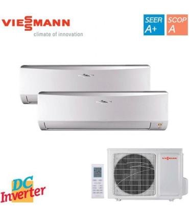 Aer Conditionat MULTISPLIT VIESSMANN Vitoclima 300-S 2x WF3022M0 Inverter 2x7k BTU/h