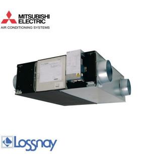 Recuperator de Caldura MITSUBISHI ELECTRIC 800 mc/h - LGH-80RVX-E
