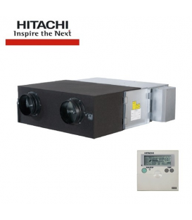 Recuperator de Caldura HITACHI 250 mc/h