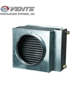 Baterie circulara de incalzire cu apa NKW 125-4