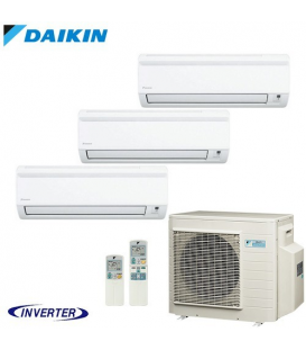 Aer Conditionat MULTISPLIT DAIKIN 3MXS68G / 3x FTX25JV Triplu Split Inverter