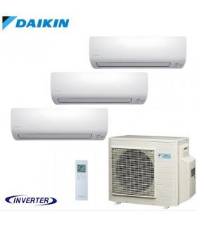 Aer Conditionat MULTISPLIT DAIKIN 3MXS68G / 3x FTXS25K Triplu Split Inverter
