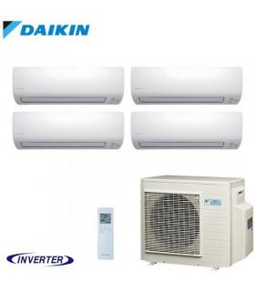 Aer Conditionat MULTISPLIT DAIKIN 4x FTXS25K Inverter 4x9k BTU/h