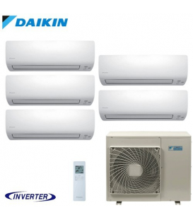Aer Conditionat MULTISPLIT DAIKIN 5MXS90E / 5x FTXS25K Inverter