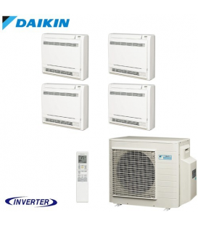 Aer Conditionat MULTISPLIT Pardoseala DAIKIN 4MXM80N / 4x FVXM25F Inverter