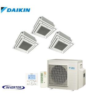 Aer Conditionat MULTISPLIT Caseta DAIKIN 3MXM68N / 3x FFA25A9 Triplu Split Inverter