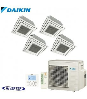 Aer Conditionat MULTISPLIT Caseta DAIKIN 4MXM68N / 4x FFA25A9 Inverter