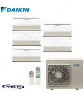 Aer Conditionat MULTISPLIT Convertibil DAIKIN 5MXM90N / 5x FHA35A9 Inverter