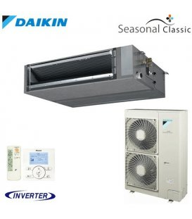 Aer Conditionat DUCT DAIKIN Seasonal Classic FBQ125D / RZQSG125L8Y1 380V Inverter 48000 BTU/h