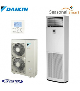 Aer Conditionat COLOANA DAIKIN Seasonal Smart FVQ140C / RZQG140LY1 380V Inverter 52000 BTU/h