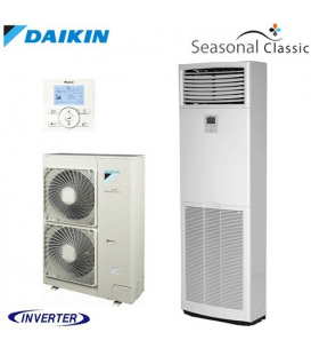 Aer Conditionat COLOANA DAIKIN Seasonal Classic FVQ125C / RZQSG125L8Y1 380V Inverter 48000 BTU/h