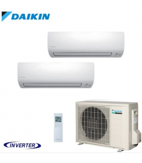 Aer Conditionat MULTISPLIT DAIKIN 2MXS50H / 2x FTXS25K Dublu Split Inverter