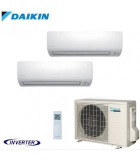 Aer Conditionat MULTISPLIT DAIKIN 2MXS50H / FTXS25K + FTXS3 Dublu Split Inverter