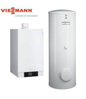 Centrala Termica in Condensatie VIESSMANN VITODENS 200-W 26 kW cu boiler 200 litri