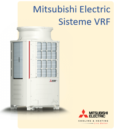 ofert aer conditionat vrf mitsubishi electric